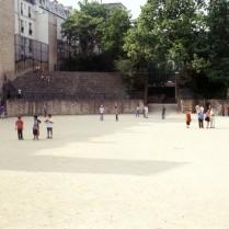 The Roman Arena in Paris