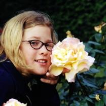 Rose garden at Notre Dame