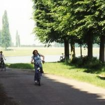 Biking at Versailles