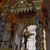 Inside Les Invalides.