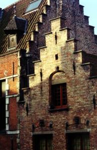 Bruges Roofline