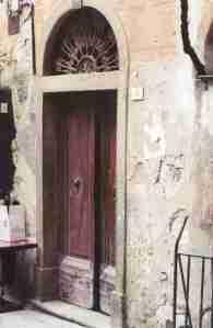 Monterosso Door